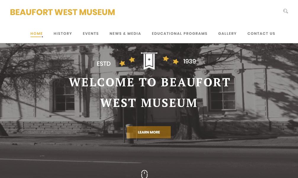 Beaufort West Museum -