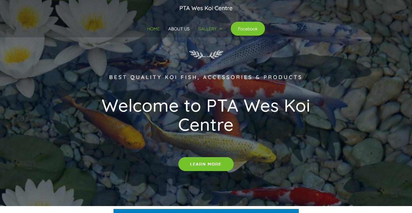 PTA Wes Koi Centre -
