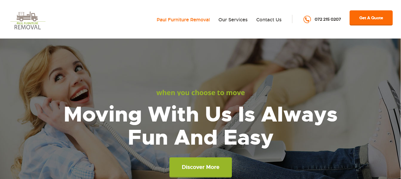 Paul Furniture Removal -