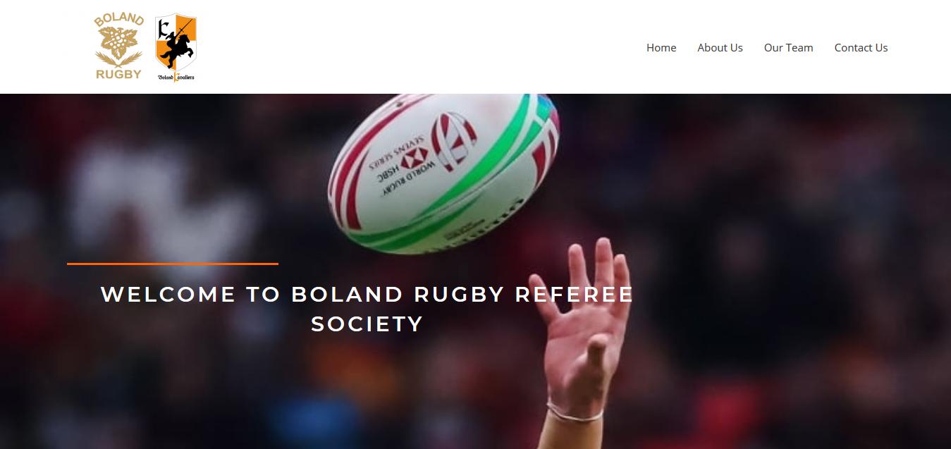 Boland Referees -
